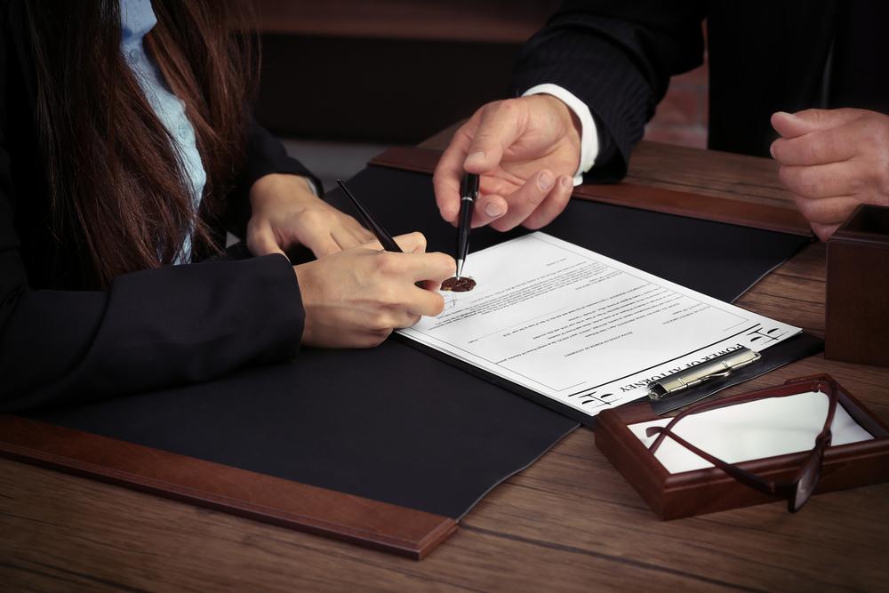 autentificar una firma
