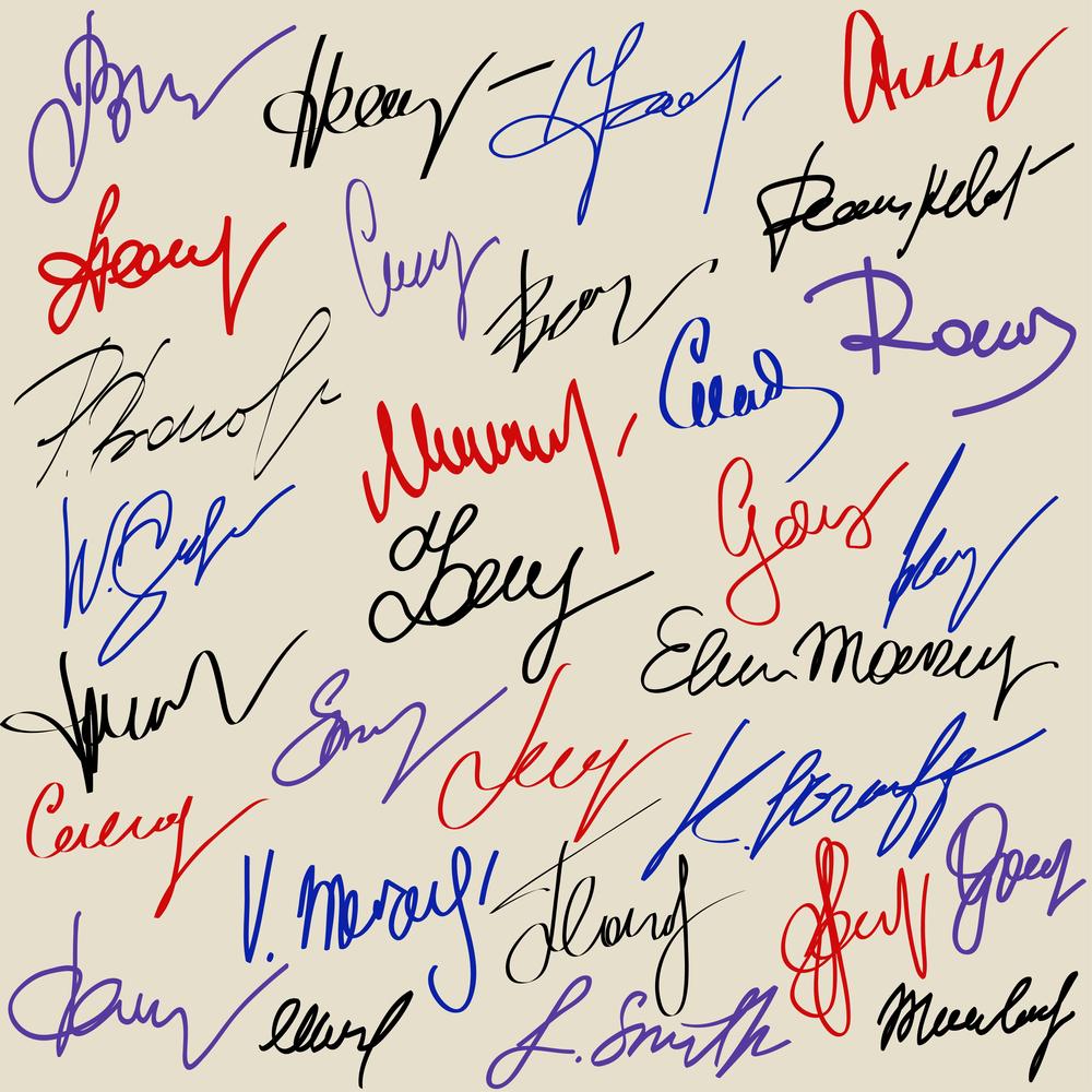 firmas originales
