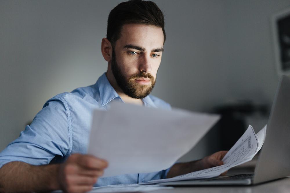 Análisis de documentos Falsos