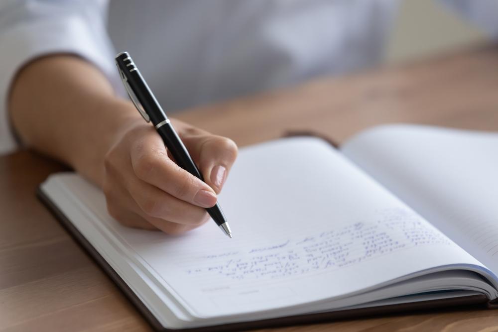 velocidad de escritura