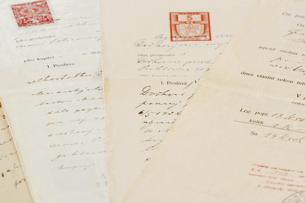 documentos dubitados e indubitados